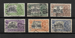 India 1935 KGV Silver Jubilee, Complete Set To 3.5a Used (7246) - 1911-35 Roi Georges V