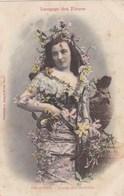 LANGUAGE DES FLEURS - Orchidée - Fleurs