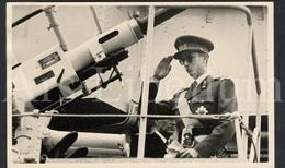 Postcard / ROYALTY / Belgique / België / Roi Baudouin / Koning Boudewijn / Zeebrugge / Van Haverbeke / 31 Mei 1953 - Zeebrugge