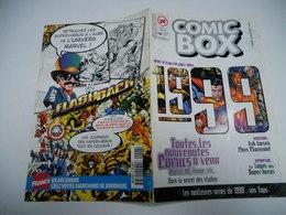 COMIC BOX N°6 ENTREZ DE PLAIN PIED DANS L'ANNEE 1999    TBE  /////////// - Books, Magazines, Comics