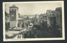 Fès -   L'OUED Fes Traverse L'antique Cité   -  Gab 62 - Fez
