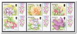 Jersey 2007, Postfris MNH, Flowers - Jersey