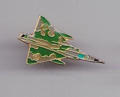 Pin's  Avion De Chasse  Réf 6383 - Vliegtuigen