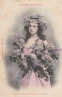 LANGUAGE DES FLEURS - Lilas - Fleurs