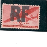 France1944-5:RF Overprints On  US Stamps Mnh** - Other