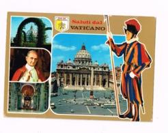 Multivues. Expédié à Saint-Servais (Belgique) - Vatican