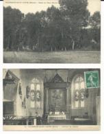 CPA - LOT De 2 CPA DE VILLENEUVE SAINT VISTRE - MARNE 51 - Autres Communes