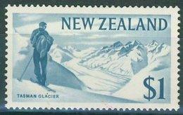 New Zealand 1967 $1/-  Prussian Blue - Sg.861 - MXLH* - Nouvelle-Zélande