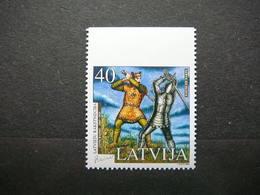 Latvian Literature - Rainis # Latvia Lettland Lettonie 2005 MNH # Mi. 643 Do - Lettonie