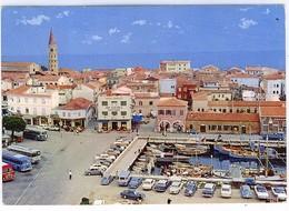 CAORLE P.LE EUROPA CON PORTICCIOLO FG VG 1966 - Venezia