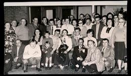 BALEGEM  FOTO  14 X 9 CM   1973  -  TAPBILJARTKONING - Oosterzele