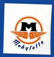 A.C. MOBYLETTE - Autocollants