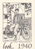 """A.C.D.A.  Week End Du Collectionneur """" Look  1940 """" - Bourses & Salons De Collections"""