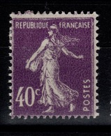 YV 236 N* Semeuse Cote 2,30 Euros - France