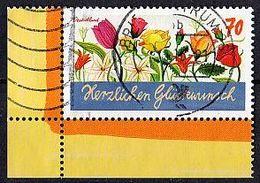 BRD Mi. Nr. 3232 O Eckrand Unten Links (A-1-47) - [7] République Fédérale