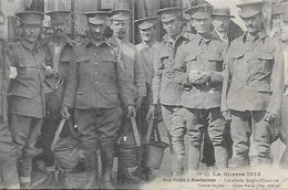 82)   MONTAUBAN  - Nos Alliés à Montauban - Cavalerie Anglo Hindoue - Montauban