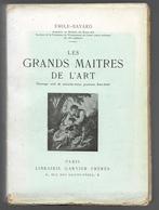 Les Grands Maîtres De L'art Emile Bayard - Books, Magazines, Comics