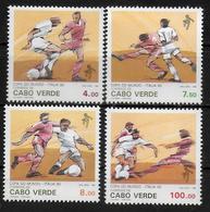 CAP VERT N° 570/73  * *  ( Cote 5e )  Cup 1990 Football  Soccer  Fussball - Coupe Du Monde