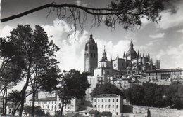 SEGOVIA-LA CATEDRAL-REAL PHOTO- NV - Segovia