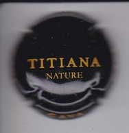 PLACA DE CAVA PARXET - TITIANA NATURE  (CAPSULE) - Placas De Cava