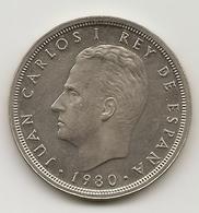 ESPAÑA Juan Carlos I  50 Pesetas  *81   1980  NL246 - [ 5] 1949-… : Royaume