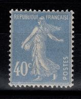 Semeuse YV 237 N** Bien Centrée Cote 2,60 Euros - France
