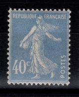 Semeuse YV 237 N** Bien Centrée Cote 2,60 Euros - Frankreich