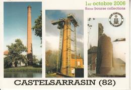 CASTELSARRASIN  8 éme Bourse Collections  2006 - Bourses & Salons De Collections