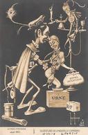 Thème Politique Satirique Illustré Par Henri Hurren : Les Mois Parisiens Juin  1910  Truffes Périgueux (voir Scan) - Satiriques