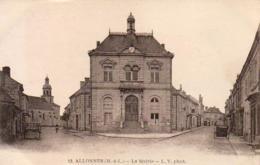 D49  ALLONNES  La Mairie - Allonnes