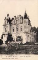 D49  ALLONNES  Château Des Rigaudières - Allonnes