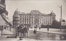 POSTCARD ROMANIA - BUCARESTI - HOTEL BULEVARD - Roumanie