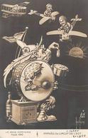 Thème Politique Satirique Illustré Par Henri Hurren : Les Mois Parisiens Août  1910  Circuit De L'Est (voir Scan) - Satiriques