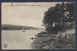 Aber Ildut Vue Sur La Rivière - France