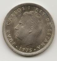 ESPAÑA Juan Carlos I  50 Pesetas  1975  *80     NL406 - [ 5] 1949-… : Royaume