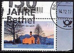 BRD Mi. Nr. 3344 O Eckrand Oben Rechts (A-1-48) - Gebraucht