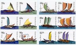 COOK // 2013 - Bateaux Du Pacifique - 12 Val Neufs // Mnh - Cook