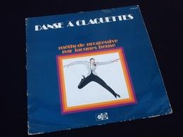 Vinyle 33 Tours Danse à Claquettes  Méthode Progressive Jacques Bense  (1976) - Vinyles