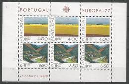 PORTUGAL - MNH - Europa-CEPT - Nature - 1977 - Europa-CEPT