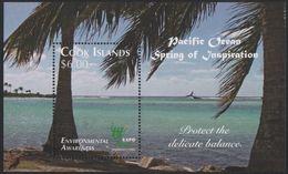 COOK // 2010 - Faune Et Flore, Protection De L'environnement, Expo Shanghai 2010 - BF Neufs // Mnh - Cook Islands