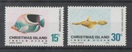 CHRISMAS  ISLAS  1970  **   MNH  NUMEROS   YVERT  93+31  VALOR  35 € - Christmas Island
