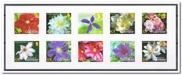 Guernsey 2004, Postfris MNH, Flowers - Guernesey