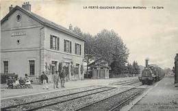 40 CP(SNCF La Ferté-G+Pont De P+Moreuil+Photo Non Situéel) Aviat+Hôtel+Pub Dentelle+Fête Relig+Repro Houblon+Divers N°87 - Postcards