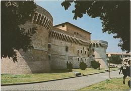 V3284 Senigallia (Ancona) - La Rocca Roveresca - Castello Castle Chateau Schloss Castillo / Non Viaggiata - Italia