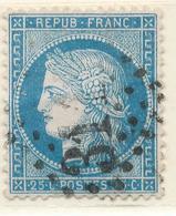 N°60 VARIETE   G.C.311 INDICE 11 - 1871-1875 Cérès