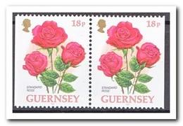 Guernsey 1997, Postfris MNH, Flowers, Roses - Guernsey