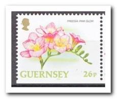 Guernsey 1997, Postfris MNH, Flowers - Guernsey