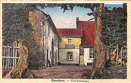 Elsenborn - Coin Pittoresque (colorisée, Edit. For. Robert, Restaurant) - Elsenborn (camp)
