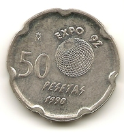 ESPAÑA Juan Carlos I  50 Pesetas  1983  Madrid    NL410 - [ 5] 1949-… : Royaume