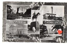 00364-LE-MAROC--SOUVENIR DE CASABLANCA---------mutivues - Casablanca